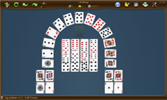 TopSolitaire screenshot